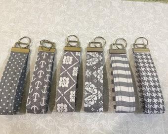 Key Chain Wristlet / Key Fob Wristlet