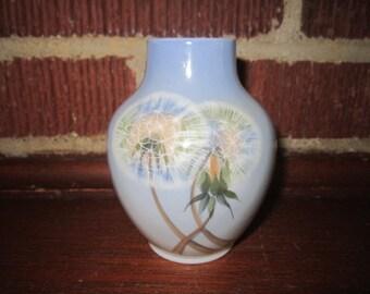 Vintage Royal Copenhagen Dandelion Vase Made in Denmark