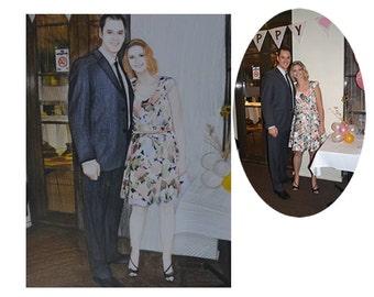 custom couple portrait | personalized couple portrait | personalized couple art | custom couple gift | personalized couples gifts