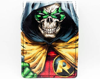 Robin Wallet - Comic Book Wallet