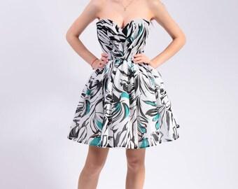 Sale - Dalma mini dress , Bridal dress, prom dress, tulle dress