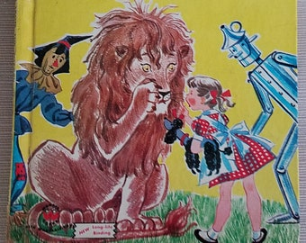 Wonder Books The Cowardly Lion