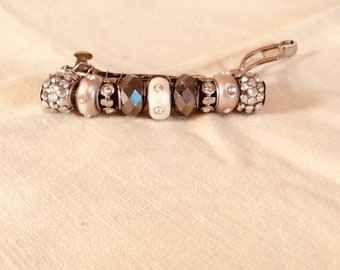 Beaded Hair accessory Barrette