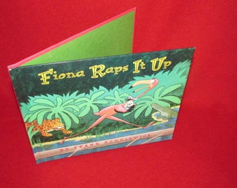 "Children's Book ""Fiona Raps It Up"" by Remkiewicz"