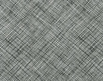 Architextures - Crosshatch Black - Carolyn Friedlander - Robert Kaufman (AFR-13503-2)