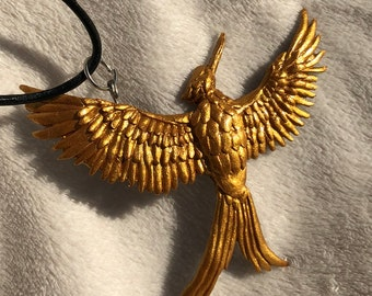 The Hunger Games: Mockingjay Part 2 Handmade Pendant