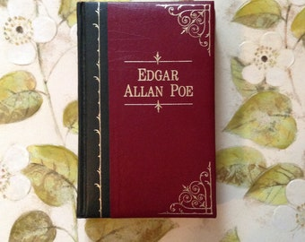 Edgar Allan Poe, Complete Tales of Mystery and Imagination, Horror, The Raven, and Other Poems, Works of Edgar Allan Poe, Vintage Book