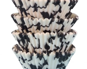 Black Ivy Baking Cups - Standard Size