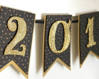 2018 Banner - 2018 New Year Banner - 2018 Graduation Banner - New year decor  - New Years Eve Decor