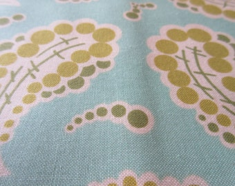 Fresh Cut Fabric Yardage designed by Heather Bailey in Dotted Paisley for Free Spirit 1 yard
