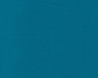 Organic Quilt Fabric, Cloud9 Fabrics, Cirrus Solids, Amazon,Modern Fabric, Broadcloth, Solid Fabric, Blue Fabric, Fabric by the Yard