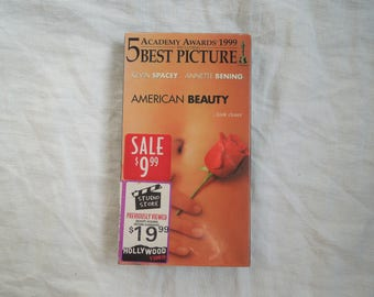 90s American Beauty VHS Unopened