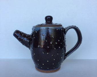 Copper Red Teapot