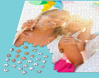 Puzzle Pieces Photoshop Actions
