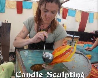 WORKSHOP Candle Sculpting for FAIRYBLOSSOM Fest Jun 29 - Jul 1, 2018