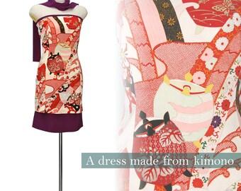 Kimono dress Japan