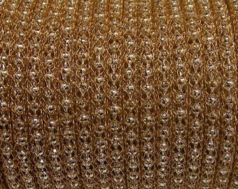 Golden Capture - Silver Silk Capture - 3 feet