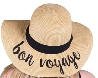 Bon Voyage Sun hat