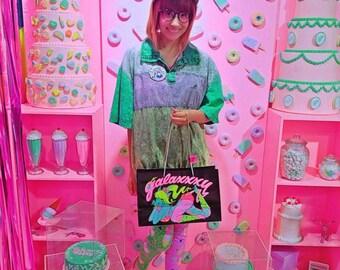 Popples Sweets 80s Yume Kawaii Leggings, Fairy Kei Leggings