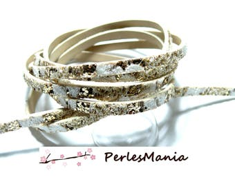 Approximately 1.4 meters cord faux leather 5 mm H111003D