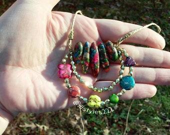 Rainbow, sunshine, pendant, necklace.