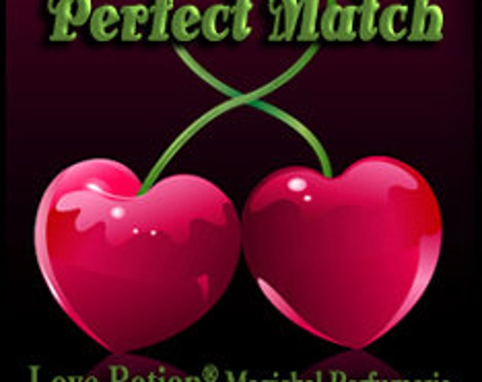 Perfect Match - UNscented Pheromone Blend for Men and Women - Love Potion Magickal Perfumerie
