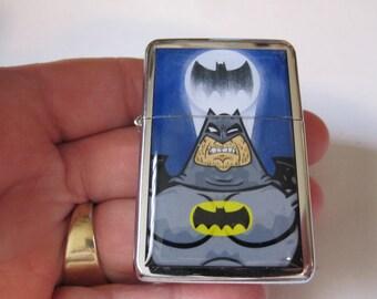 Batman Original Art Refillable Lighter