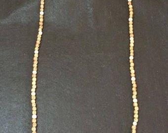 Men's Necklace in wood-Apollo