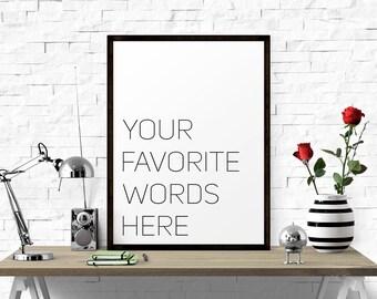 Custom Signs,Custom Quote Print,Custom Wall Signs,Custom Wall Decor, Custom Typography,Custom Poster Design,Customized Signs,Custom Wall Art