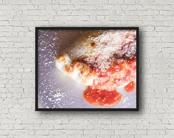 Italian Food Print / Digital Download / Fine Art Print/ Wall Art / Home Decor / Color Photograph / Food Photography / Kitchen Print
