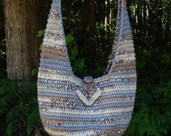 Everyday Sling Bag – PA-206 - Crochet Pattern PDF