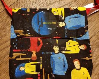 Star Trek messenger bag