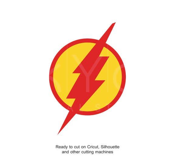 flash svg superheroes svg files flash logo svg flash emblem rh etsy com flash gordon logo png flash gordon logo generator