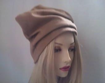 Pretty, fun slouch hat