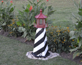 St. Augustine, FL Lighthouse Replica FREE Shipping
