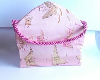 Pink small bag Taj