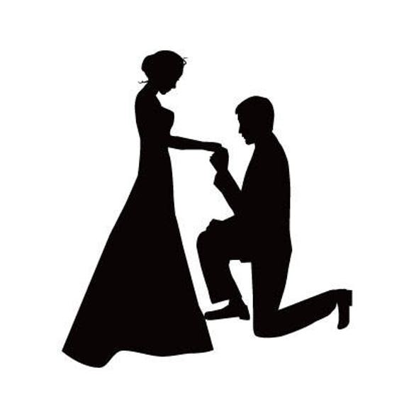 bride and groom silhouette digital clipart png files clip art rh etsystudio com Hands Bride and Groom Silhouette Hands Bride and Groom Silhouette