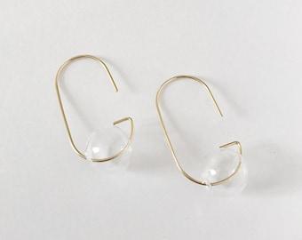 G's Orb Earrings