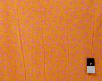 Valori Wells FLVW03 Della Stones Blossom MICRO FLEECE Fabric 1 Yard
