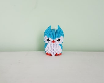 Browse More Items From Etsy Favorite Favorited Add To Added 3D Origami Small Owl