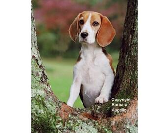 Beagle Flag, Beagle Art, Beagle Gift, Beagle
