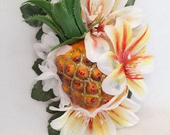 De vakantie-escape dagelijks met een pauze van de ananas.