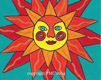 El Sol Print