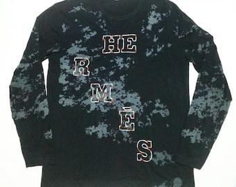 HERMES Rare Design Longsleeve Shirt