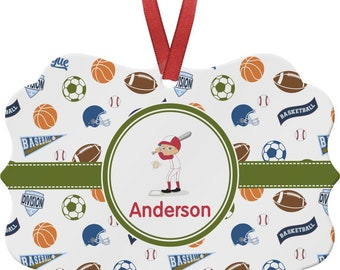 Sports Ornament (Personalized)