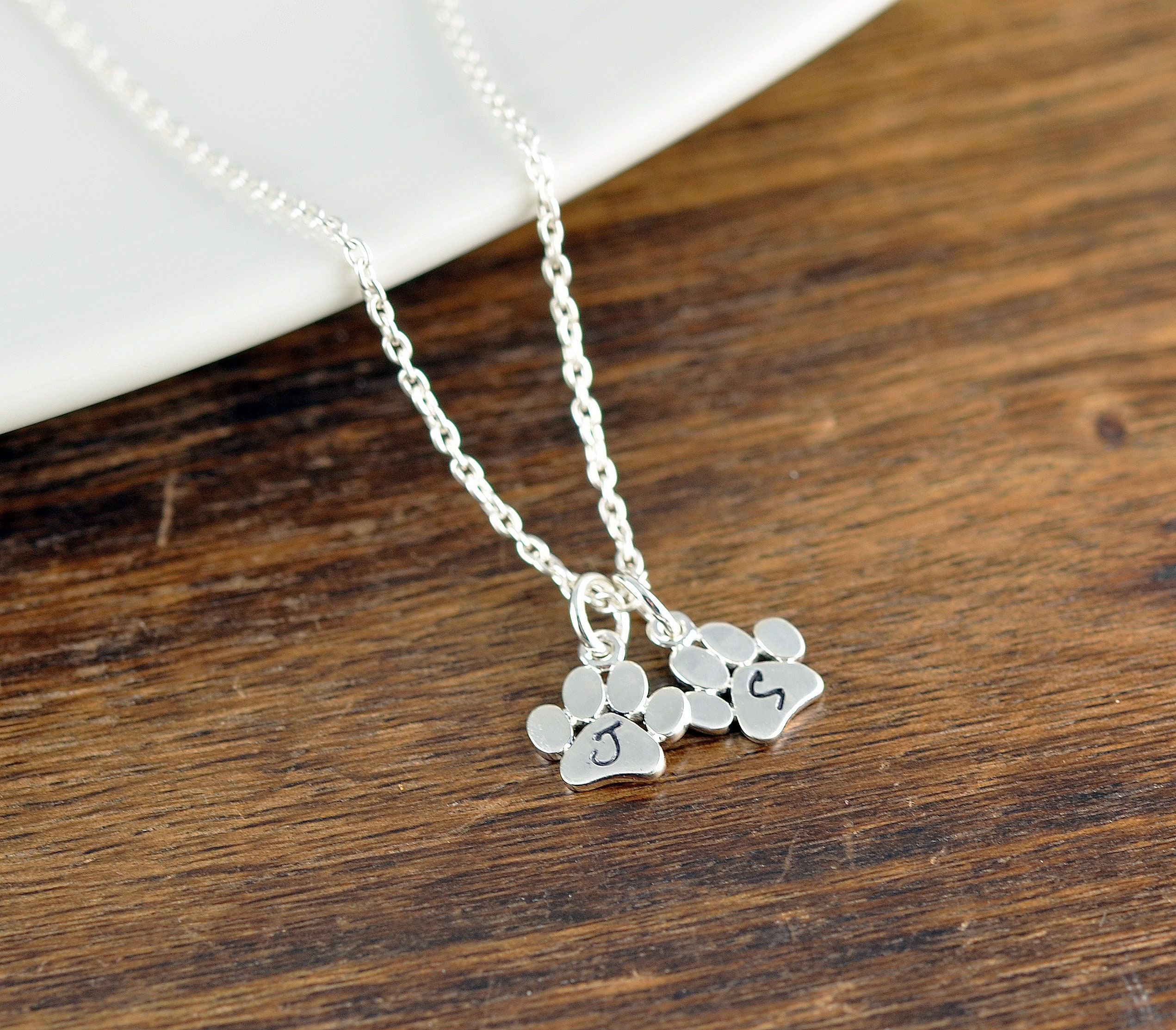 in necklace handmade sterling products cat lover the jewellery tree silver furkeeps