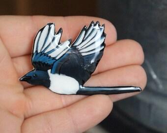 Mocking Bird Magnet for car locker or fridge: Great gift for bird lovers,Mocking Bird collectors, garden gifts