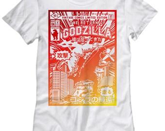 Return of Godzilla - Classic Woman's T-Shirt