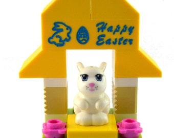 Personalized LEGO® bricks HAPPY EASTER set engraved personalised