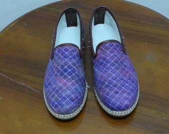 Wool Felt Shoes EU-38 US-7.5-(Woman) -0169